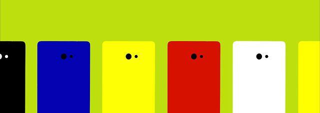 """HTC """"Colors"""" by CHRLX. Client: HTC"""