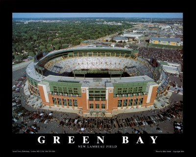 Green Bay Packers Clip Art | Green Bay Packers Posters - Green Bay Packers Football Posters