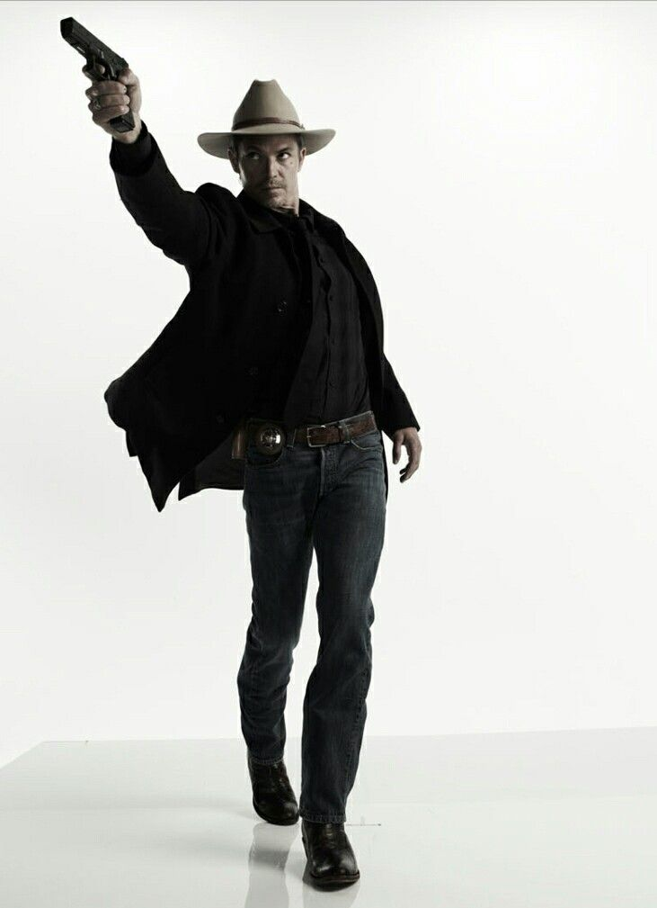 "Timothy Olyphant ""Justified"""