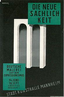 Neue Sachlichkeit (Kunst) – Wikipedia