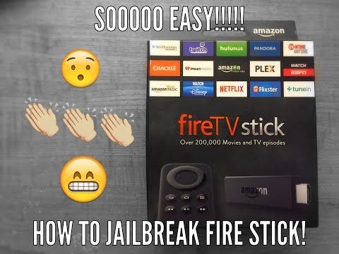 Jailbreak the Amazon Fire TV stick ! Easiest and fastest method