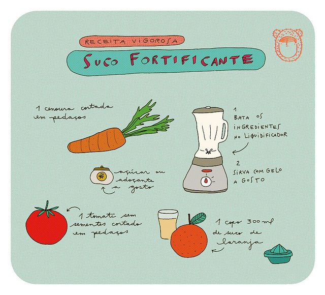 Suco Fortificante