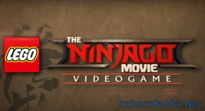 LEGO Ninjago Movie Video Game Trainer and Cheats for PC