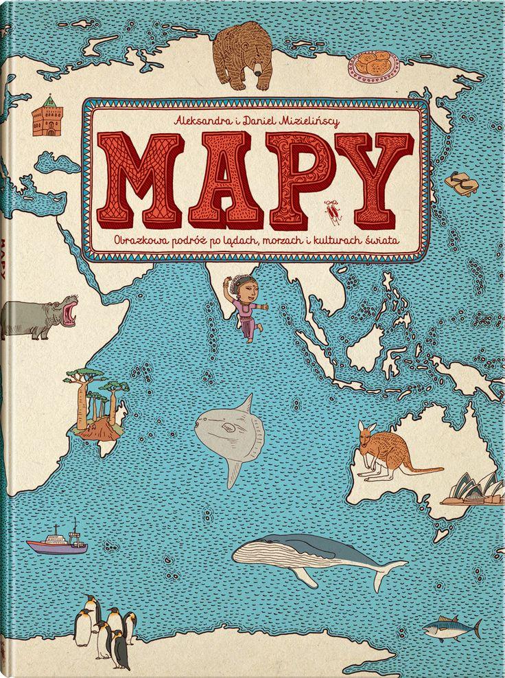 51 ogromnych map poprowadzi was przez 42 kraje i 6 kontynentów. Na każdej z nich znajdziecie niezliczone ilustracje, szczegóły i ciekawostki, które przeniosą was w wyjątkowe miejsca i sprawią, że zapragniecie dowiedzieć się jeszcze więcej. Udanej podróży!