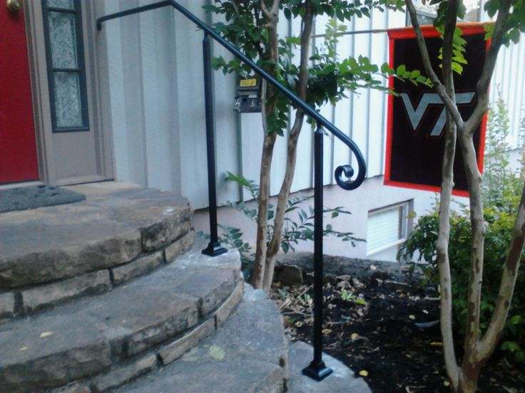 Best 20 Outdoor Stair Railing Ideas On Pinterest: 15 Best Front Porch Images On Pinterest
