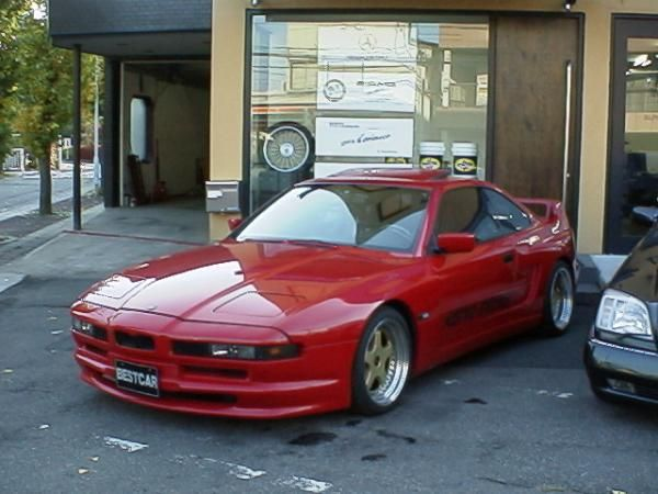 bmw 850 with koenig kit bmw 8 series pinterest bmw car and bmw cars. Black Bedroom Furniture Sets. Home Design Ideas