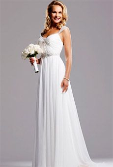 Brides: David Tutera by Faviana - Fall 2010. Featured In: David Tutera by Faviana - Fall 2010