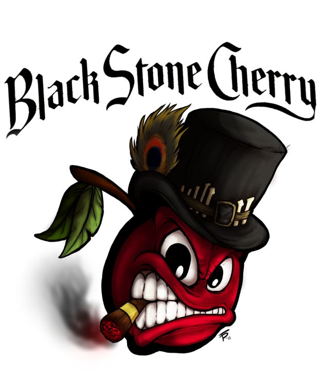 Black Cherry Stone Tour