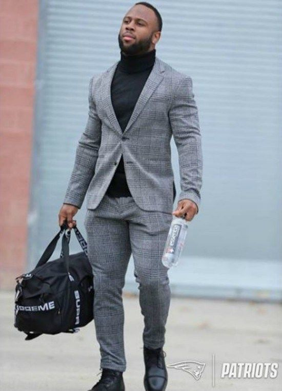 8e5aaa831984 Super Bowl 2019: The Best Dressed Players | Celebrity Style ...