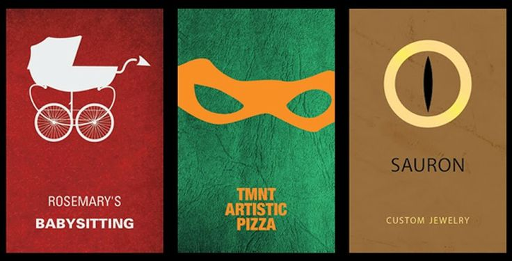 9 best if movie characters had their business cards images on cult film characters business cards colourmoves Gallery