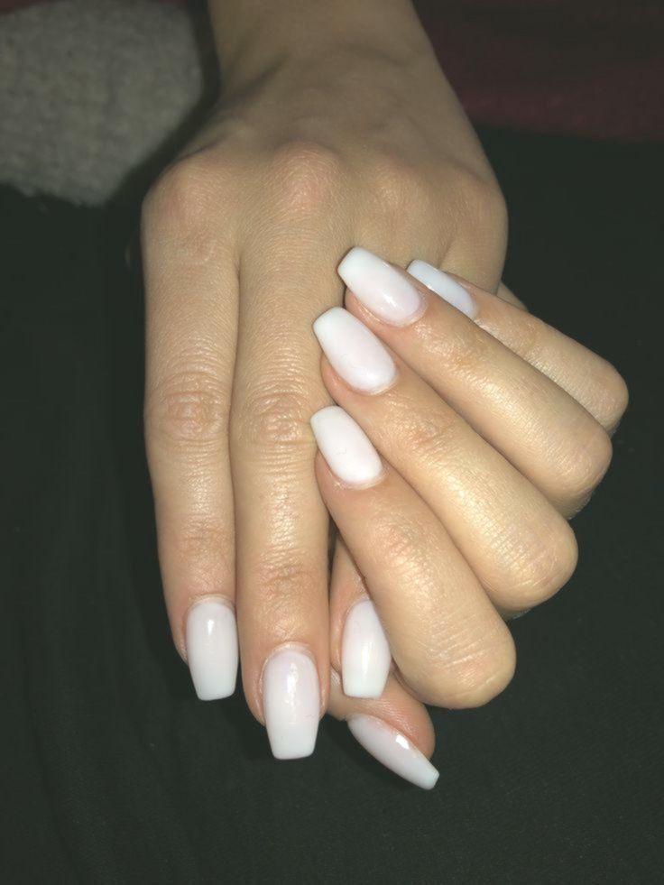 Natural White Gel Nail Art Nail Art Gel Gellook White Nail Design Nailar White Nail Designs White Acrylic Nails Gel Nail Art