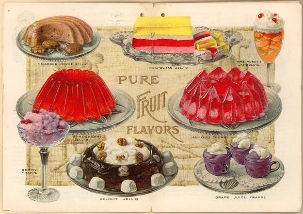 Jell-O: America's Most Famous Dessert. From Duke Digital Collections. Collection: Emergence of Advertising in America