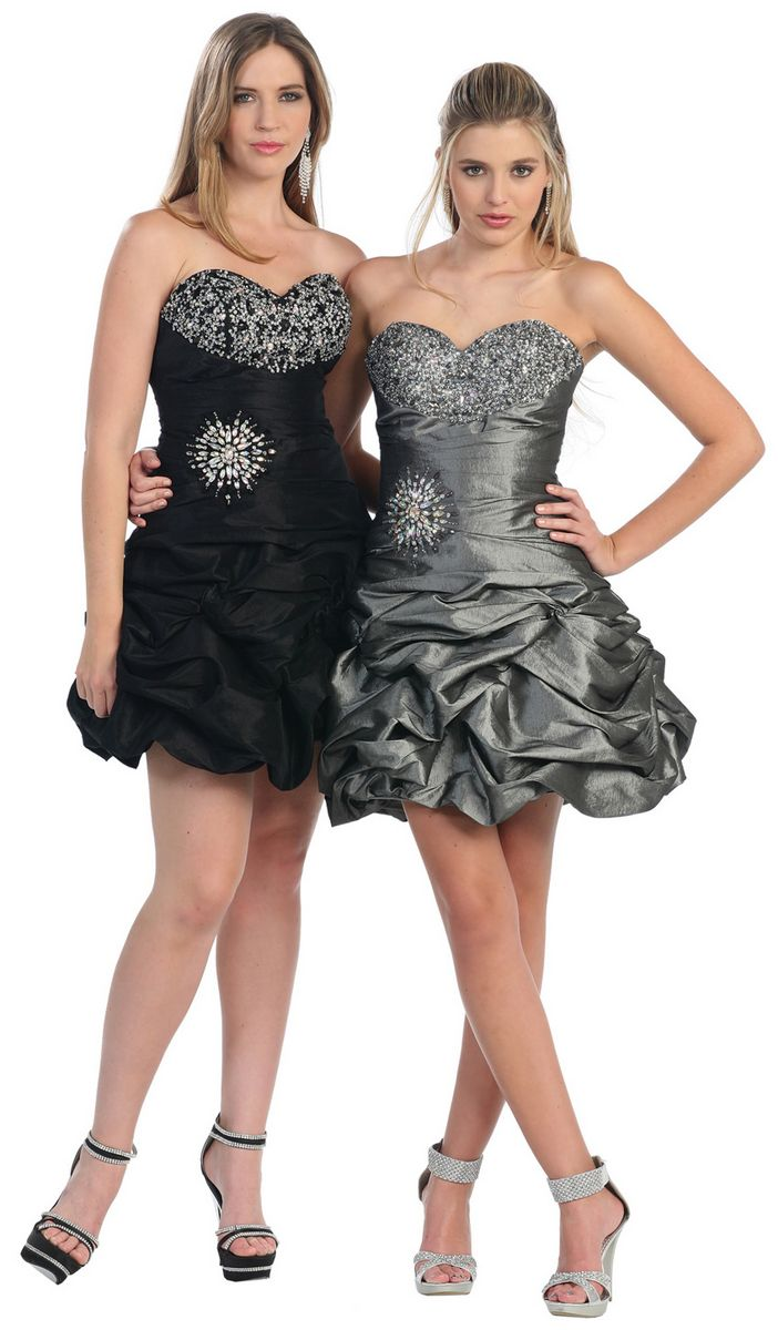 Short Dresses for Military Ball