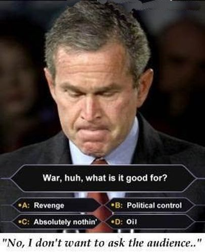 Purpose of War?