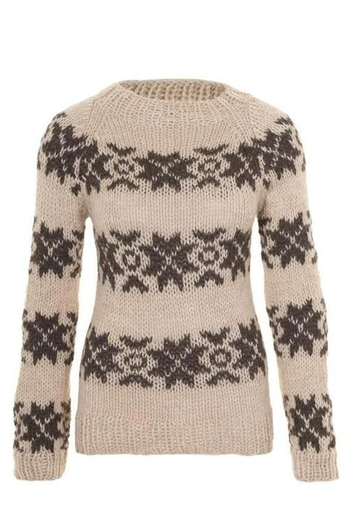 Uber cozy Sarah Lund sweater by Gudrun & Gudrun knitwear on the Faroe Islands (think Iceland)