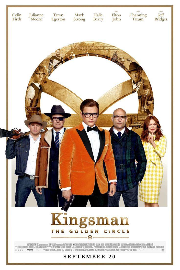 Ver Kingsman The Golden Circle Pelicula Completa En Es Circle Completa En Es Golden Kingsman Kingsman The Golden Circle Kingsman Circle Movie