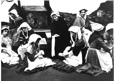 Inglis Gundry - The Tinners of Cornwall - production photographs