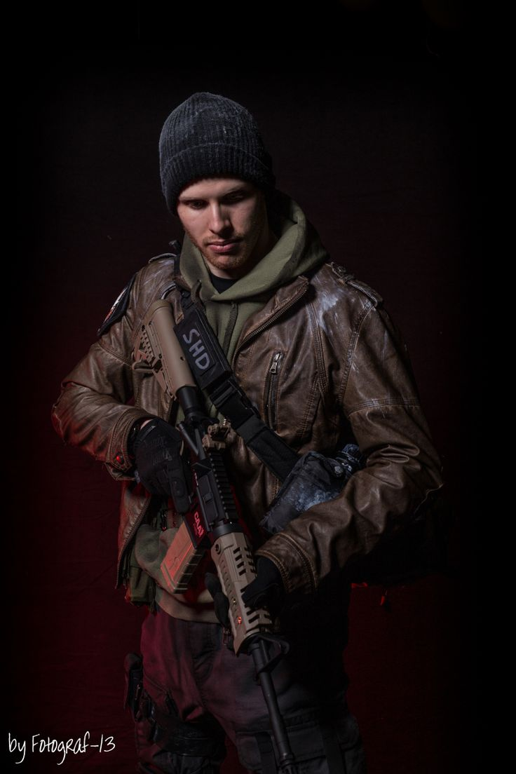 Nick of The Division  pic: https://www.facebook.com/Fotograf13 cosplay: Lowmex
