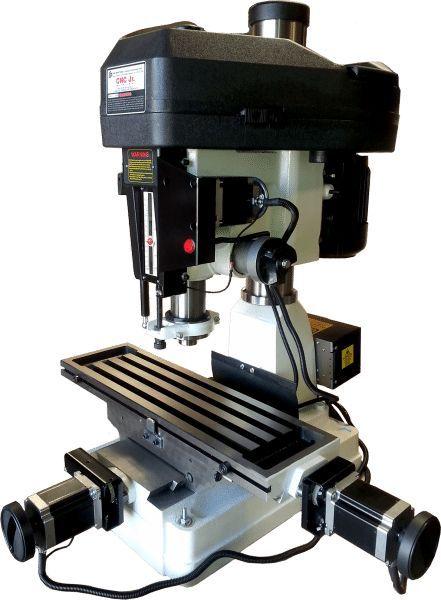 CNC Jr. Table Top Milling Machine for Sale   CNC Masters More