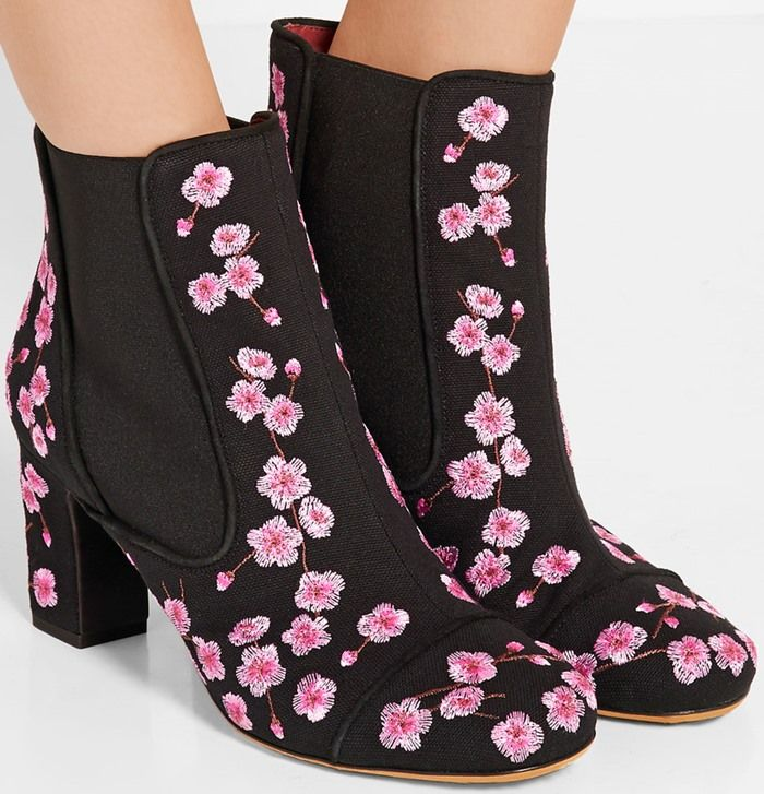 Tabitha Simmons 'Micki' Ankle Boots