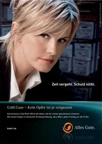 tv posters coldcase - Google Search