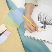 Drawing is a form of artistic expression that even beginning artists can engage in. There are many different types of drawing, such as cartooning, anime, doodling, landscapes, and the human form. You can sketch with lead pencils, colored pencils, graphite pencils, ink, chalk, crayons, charcoals or pastels. Most people begin drawing by sketching...