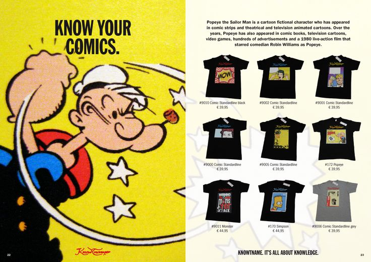 Knowtname of Popeye. www.knowtname.com coming SOON!