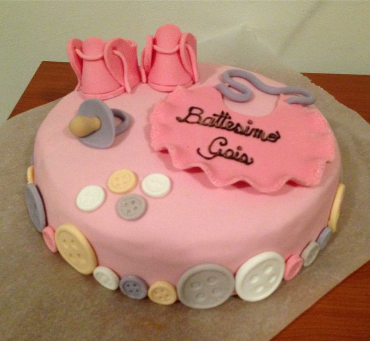 Gaia's cake