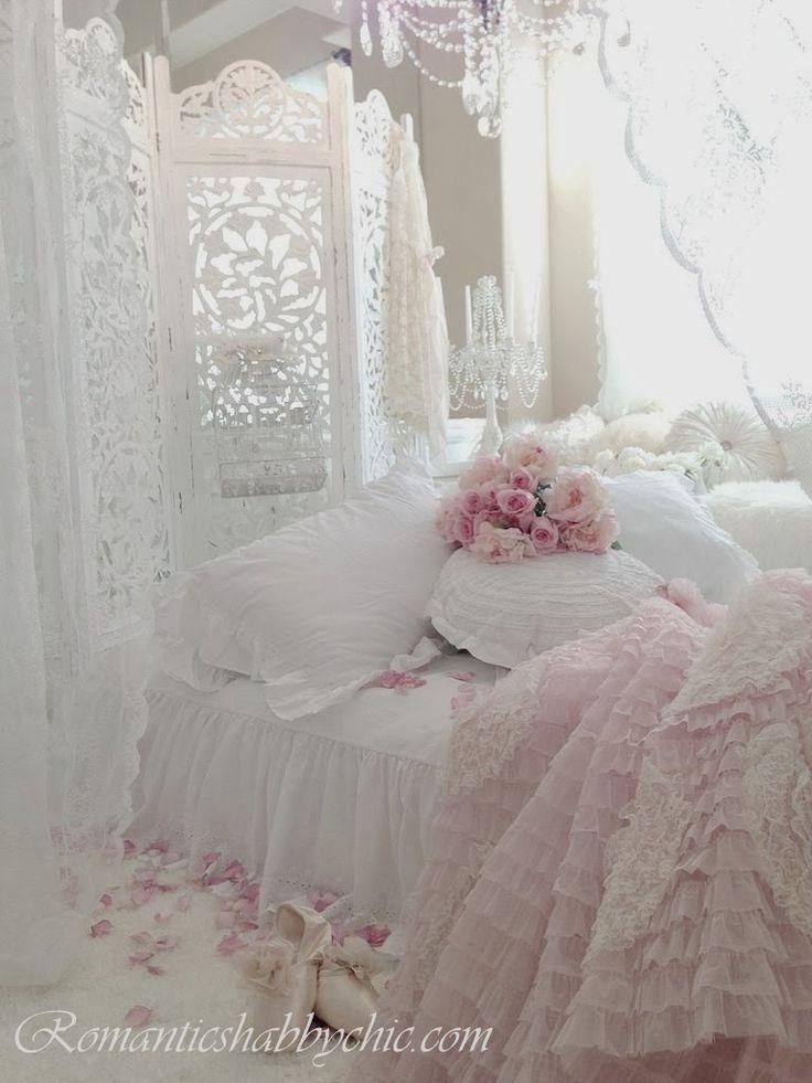 My Shabby Chic Home :: Shabby Bedroom Updates !