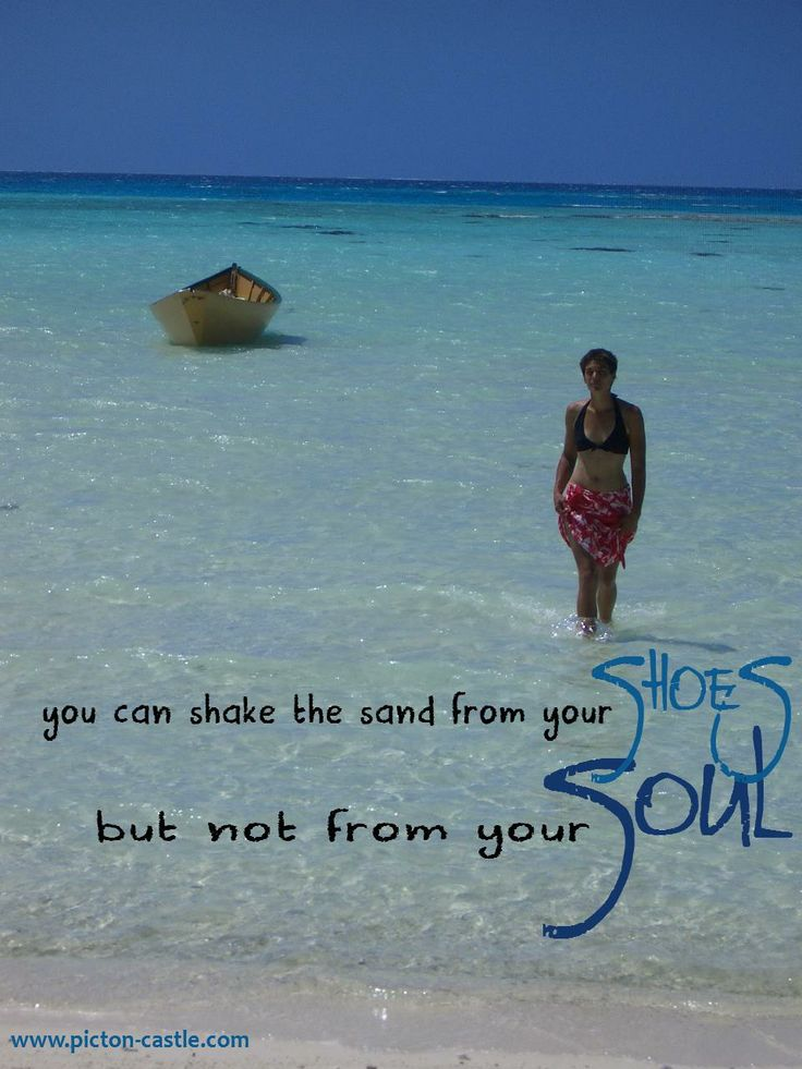 You can't shake the sand from your soul #sail #ships #sea #ocean #world #discover #waves #tallship #pictoncastle #sand #quotes