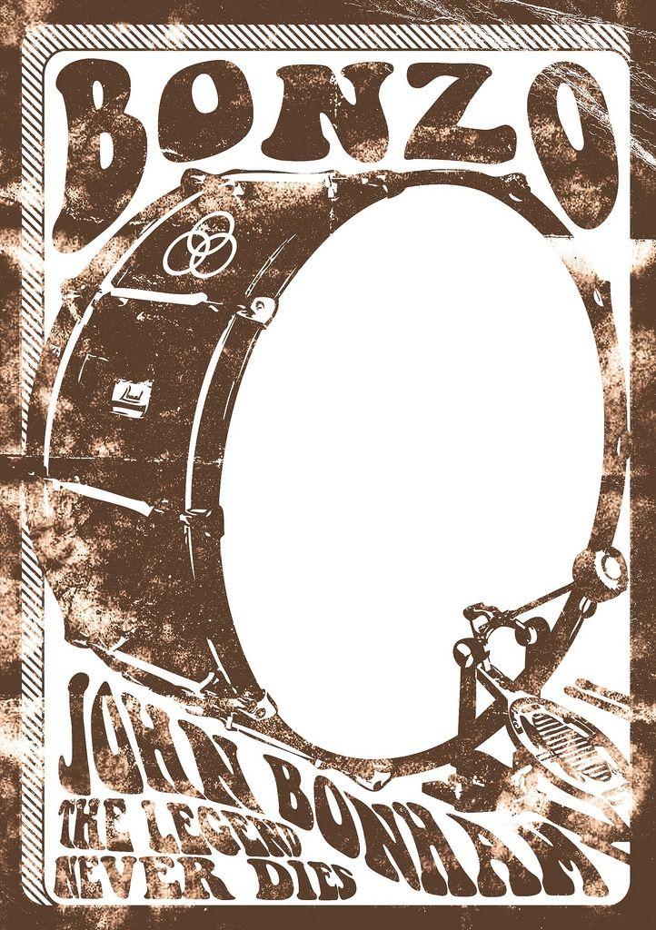 vepaspeno: John Bonham forever…
