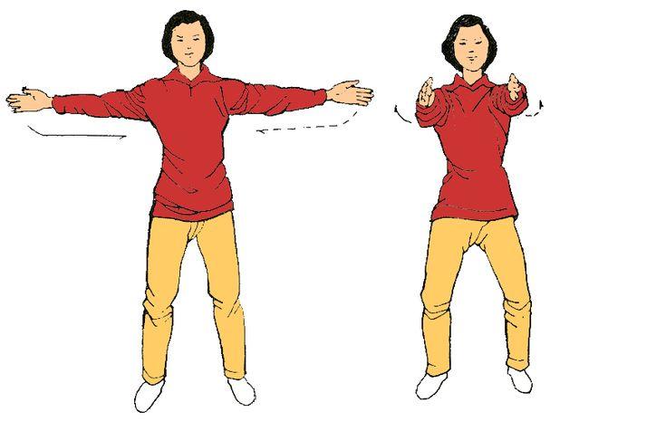 2. Abrir el pecho y el corazón Actúa sobre el corazón y los pulmones Equilibra las emociones y alivia la tristeza