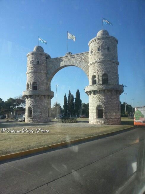 Arco de Córdoba. Puerta de ingreso a la ciudad