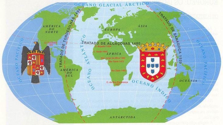 Encurralado entre o mar e Espanha, o nosso país viu-se obrigado a lançar-se ao mar em busca de novos mundos. Portugal foi responsável pela descoberta de mais de 2 terços do território mundial, até então desconhecido pelos europeus.