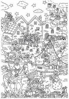 Minions Kerst Kleurplaat 25 Unieke Idee 235 N Over Kleurplaten Op Pinterest Adult
