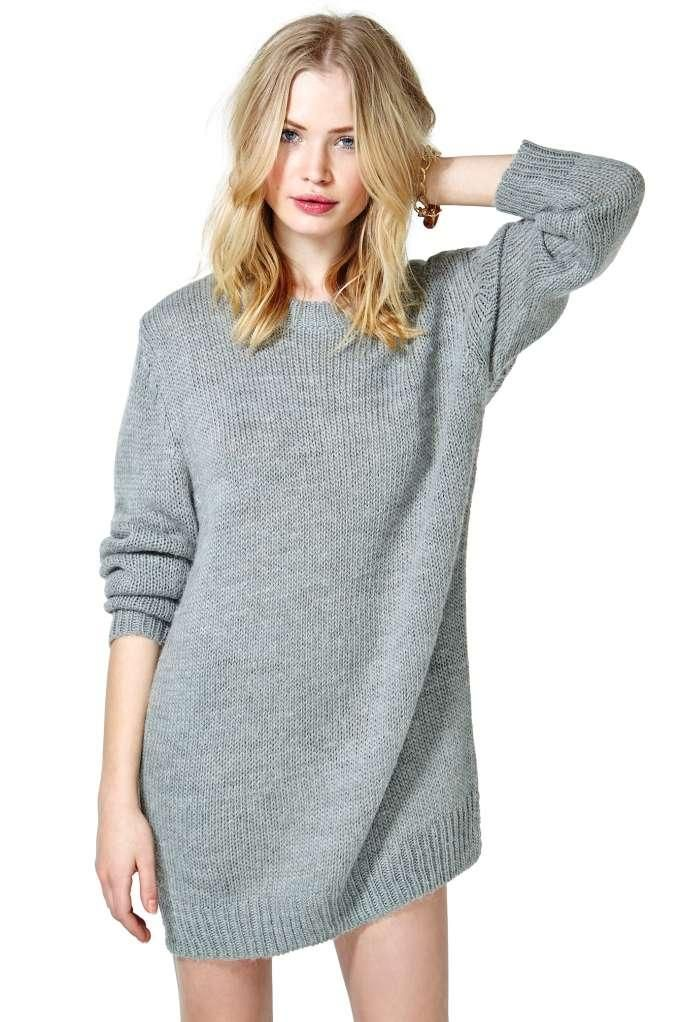 41 best Sweater Dress Craze images on Pinterest | Sweater dresses ...