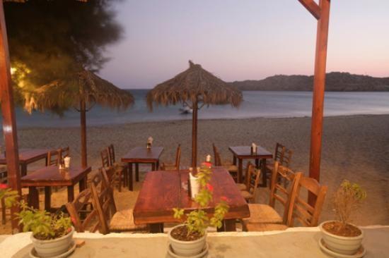 Tasos Taverna: When in Mykonos...MUST eat at TASOS!! - See 210 traveler reviews, 48 candid photos, and great deals for Paraga, Greece, at TripAdvisor.