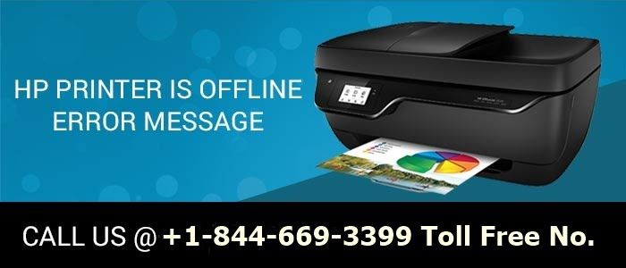 Hp Printer Offline Support Services Helpline 1 844 669 3399 Usa