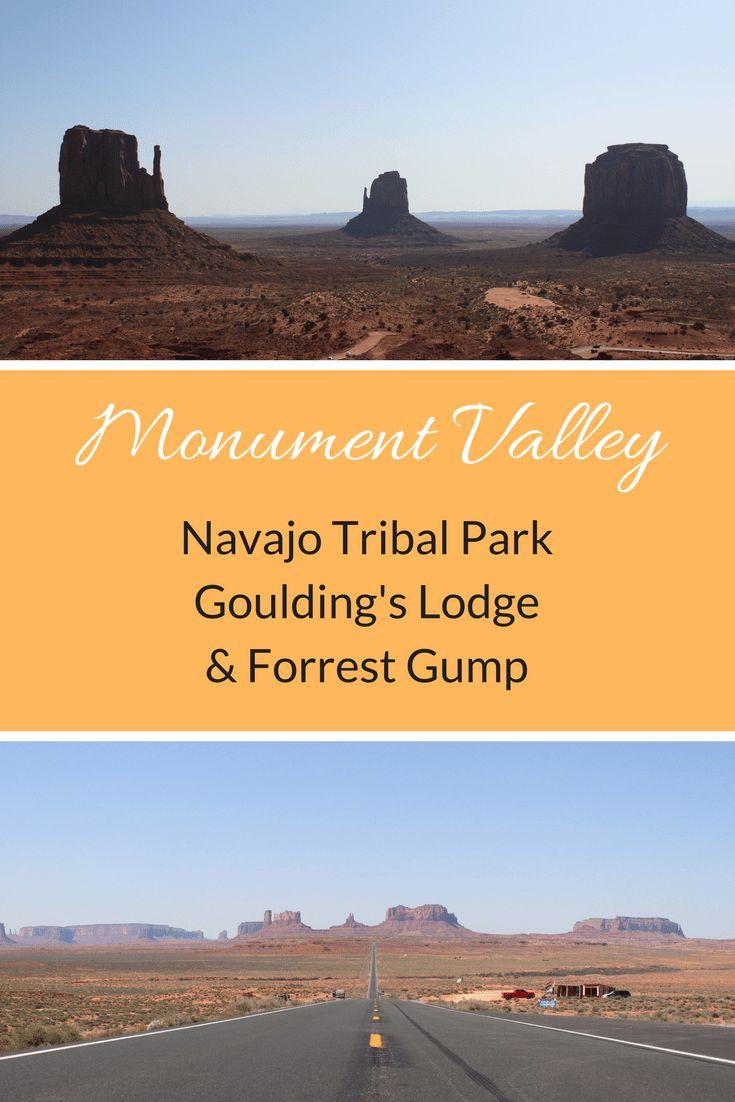Monument Valley, Navajo Tribal Park, Goulding's Lodge & Forrest Gump