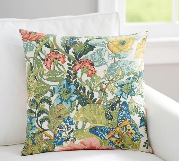 Lyla Print Cushion Cover - 51 cm