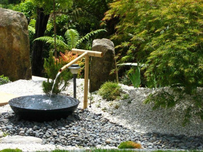 Wonderful Image De Jardin Zen #13: 1001+ Conseils Pratiques Pour Une Déco De Jardin Zen