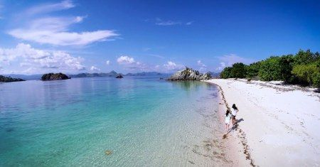Labuan bajo beach, NTT