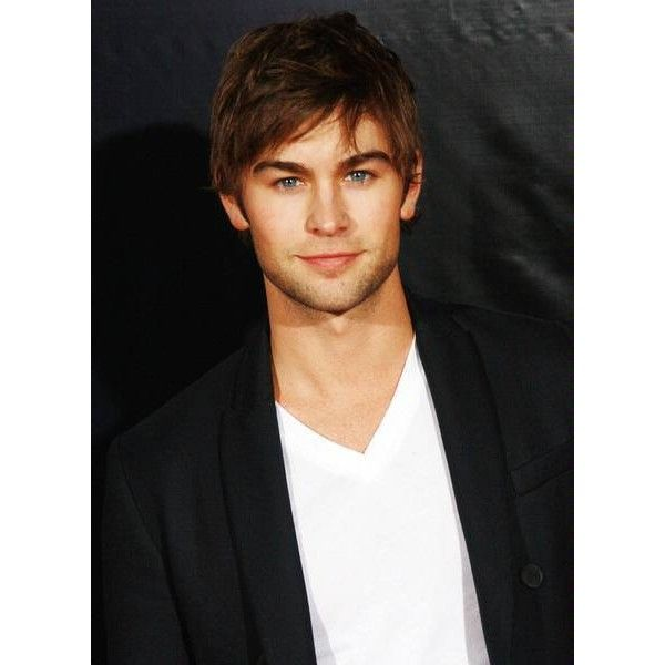 Chace Crawford ❤ liked on Polyvore featuring chace crawford, people, chace, gossip girl and photo