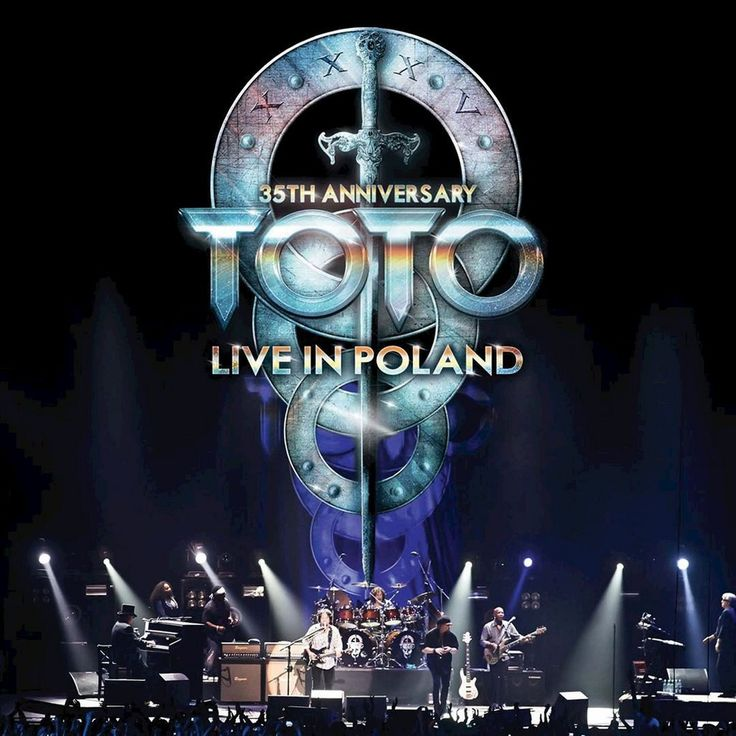 Toto - 35th Anniversary Tour: Live in Poland (CD)