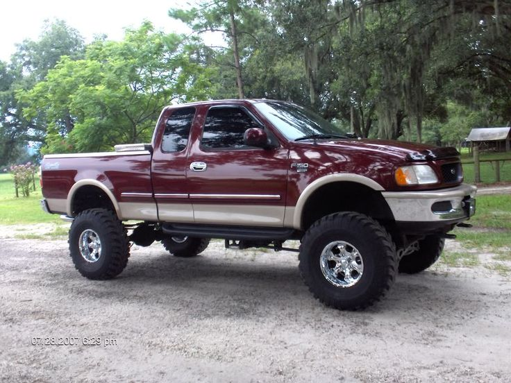 lifted 4x4 | 97-03 lifted pics - F150online Forums