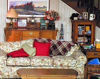 Everybody loves raymond that was a real house love the for C o the living room