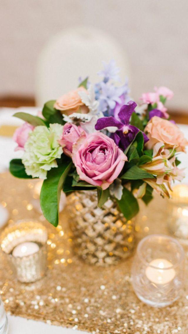 Warehouse wedding- Mirra Brisbane- Julian Beattie- Stylised Brisbane- Pastel flowers- Blush- Lilac- White- blue- Vintage- Metallic- Gold- Sequin- Centrepiece- Reception