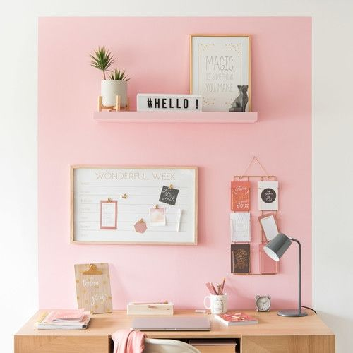 Decorate your office space with Typography | Maisons du Monde