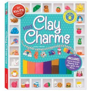 Make Clay Charms $17.32 on Amazon.ca (ages7+)