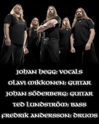 Amon Amarth--The band that got me engrossed in both Vikings and Death Metal